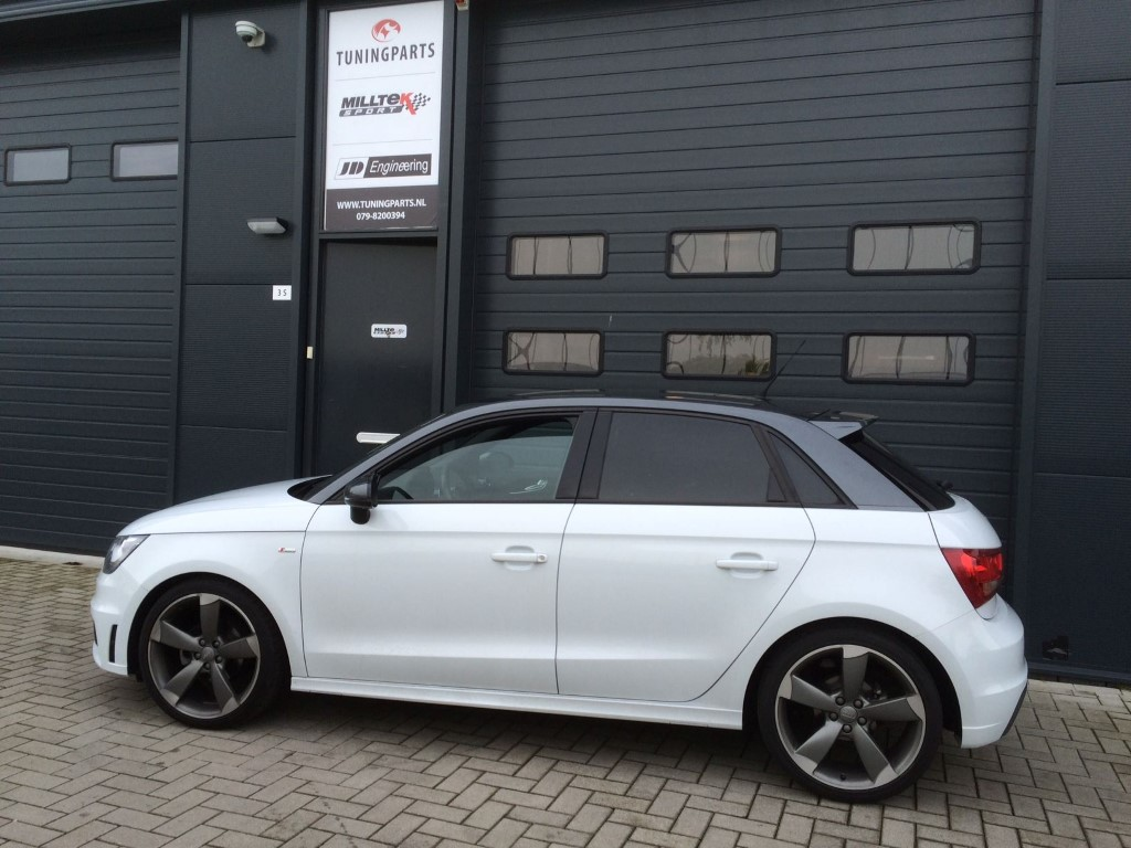 audi A1 chiptuning